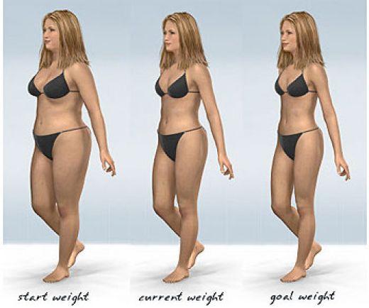 Хотите похудеть? Составьте план!
