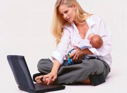 Современные леди заводят детей ради обеспеченной старости