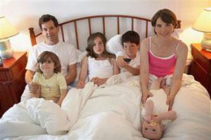 Семейное счастье девушек зависит от количества детей