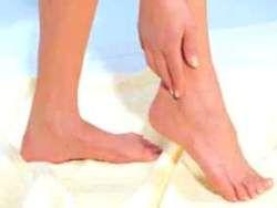 Как избавиться от отеков на ногах?