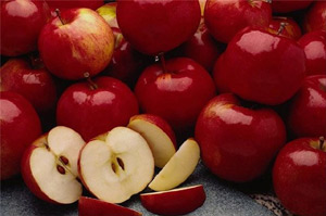 Для похудения следует есть яблоки определенного цвета
