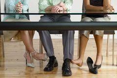 Работа – лучшее место для флирта?