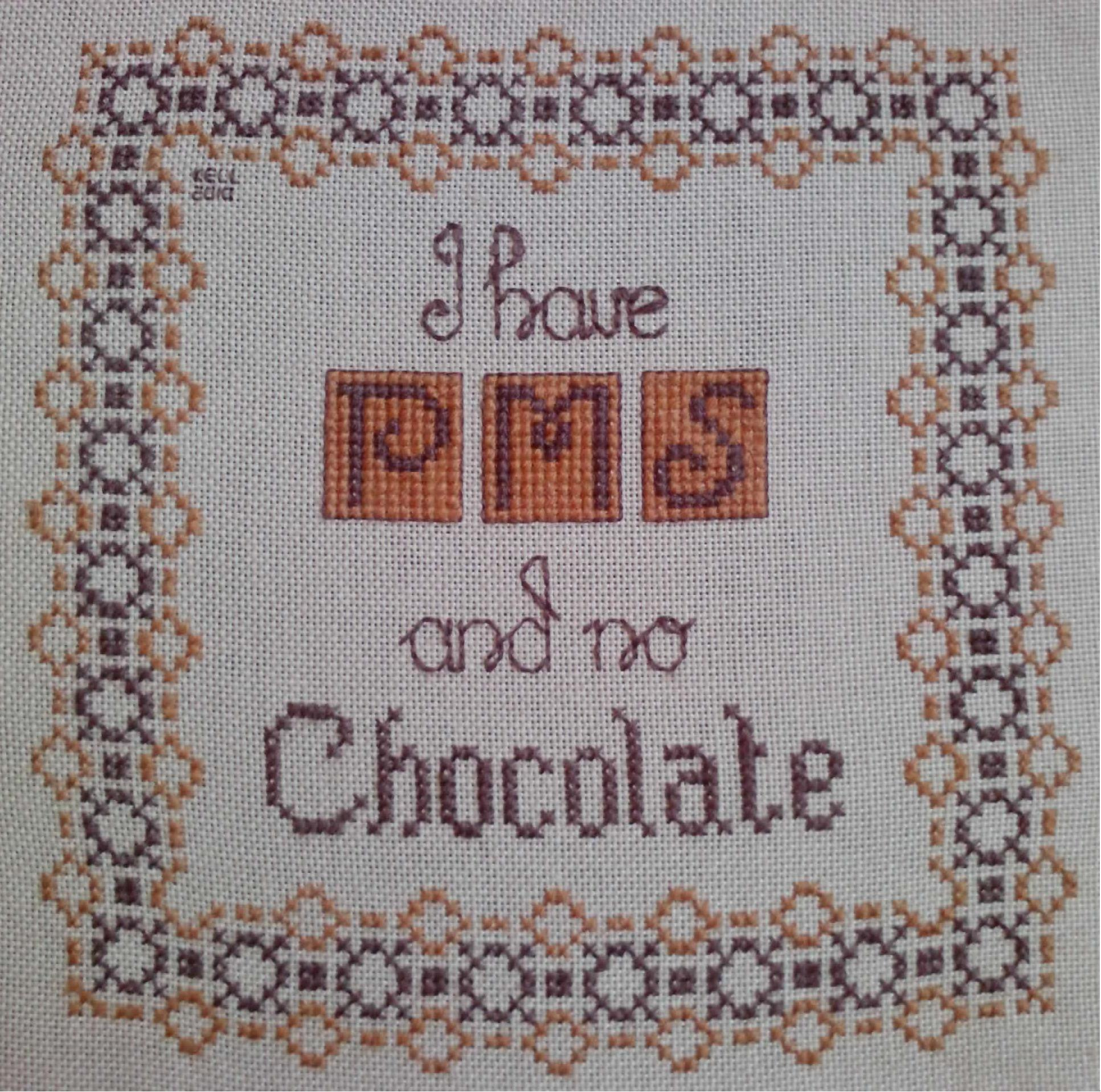 CocoPMS — лечебный шоколад от ПМС
