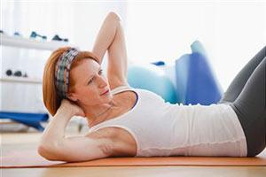 Физические упражнения делают девушек счастливее
