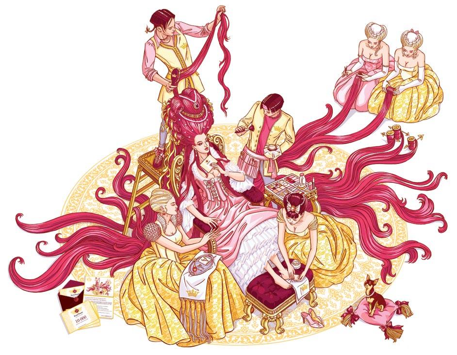 Женщина – звучит гордо и величественно, по-королевски