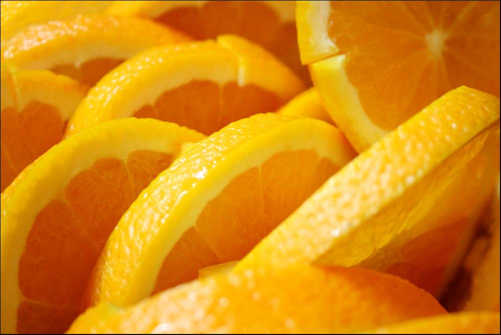 Вкусная апельсиновая диета