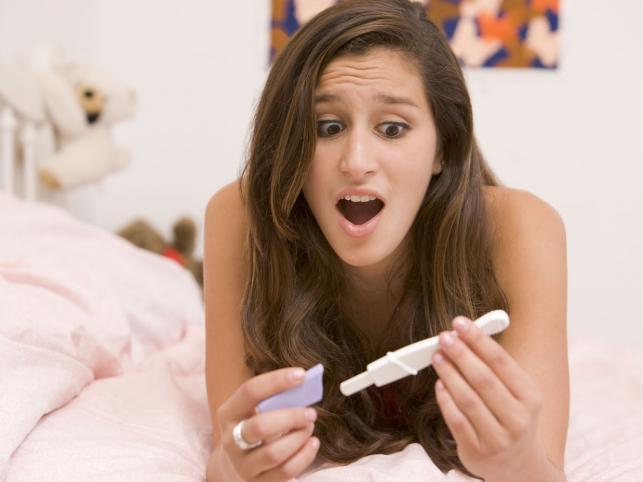 Вал подростковых беременностей в США