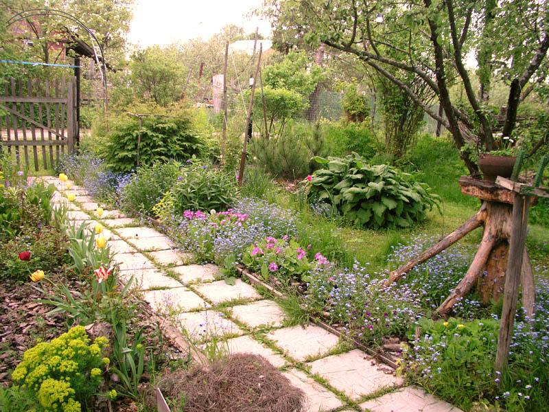 Семейный сад – символ крепости семейных уз