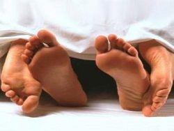 Британские ученые признали секс лучшим снотворным