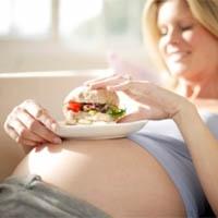 Беременные женщины могут сидеть на диете