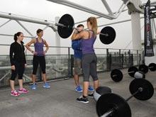 Занятия фитнесом инициируют сексуальное возбуждение у женщин