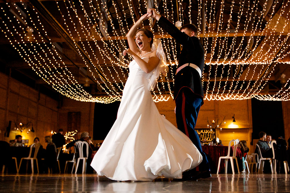Конкурс свадебного танца в Барнауле