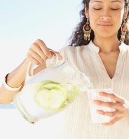 Простые способы похудеть. Что вы пьете.