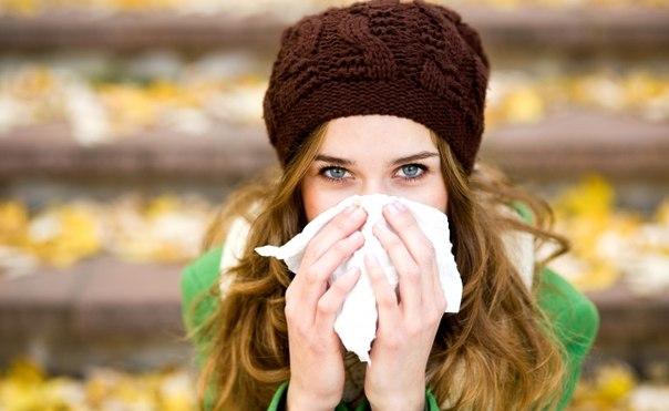 Аллергия бывает не только весенней
