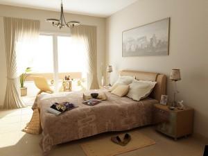 Спальня — источник аллергенов