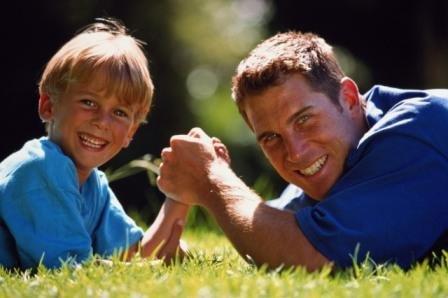 Взаимоотношения отца и сына. Психология отношений