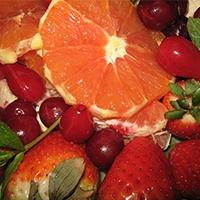 Рак груди менее страшен тем, кто ест красные овощи и фрукты