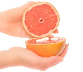 Сочетание лекарств с грейпфрутом может быть смертельным