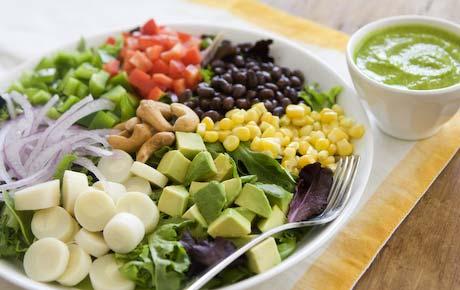 Веганская диета – враг злокачественных опухолей.