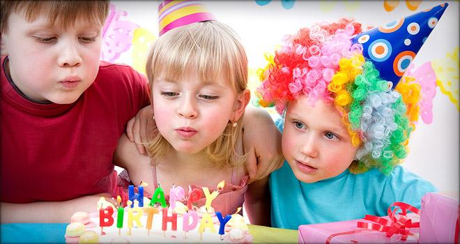 Детский праздник – подарите малышу сказку