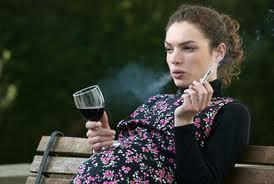 Миф о вреде спиртных напитков во время беременности опровергается