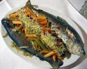 Рыба в ежедневном рационе защищает от рака