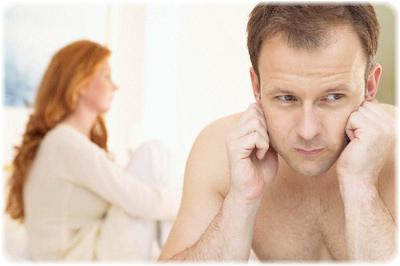 Факторы, вызывающие мужское половое бессилие