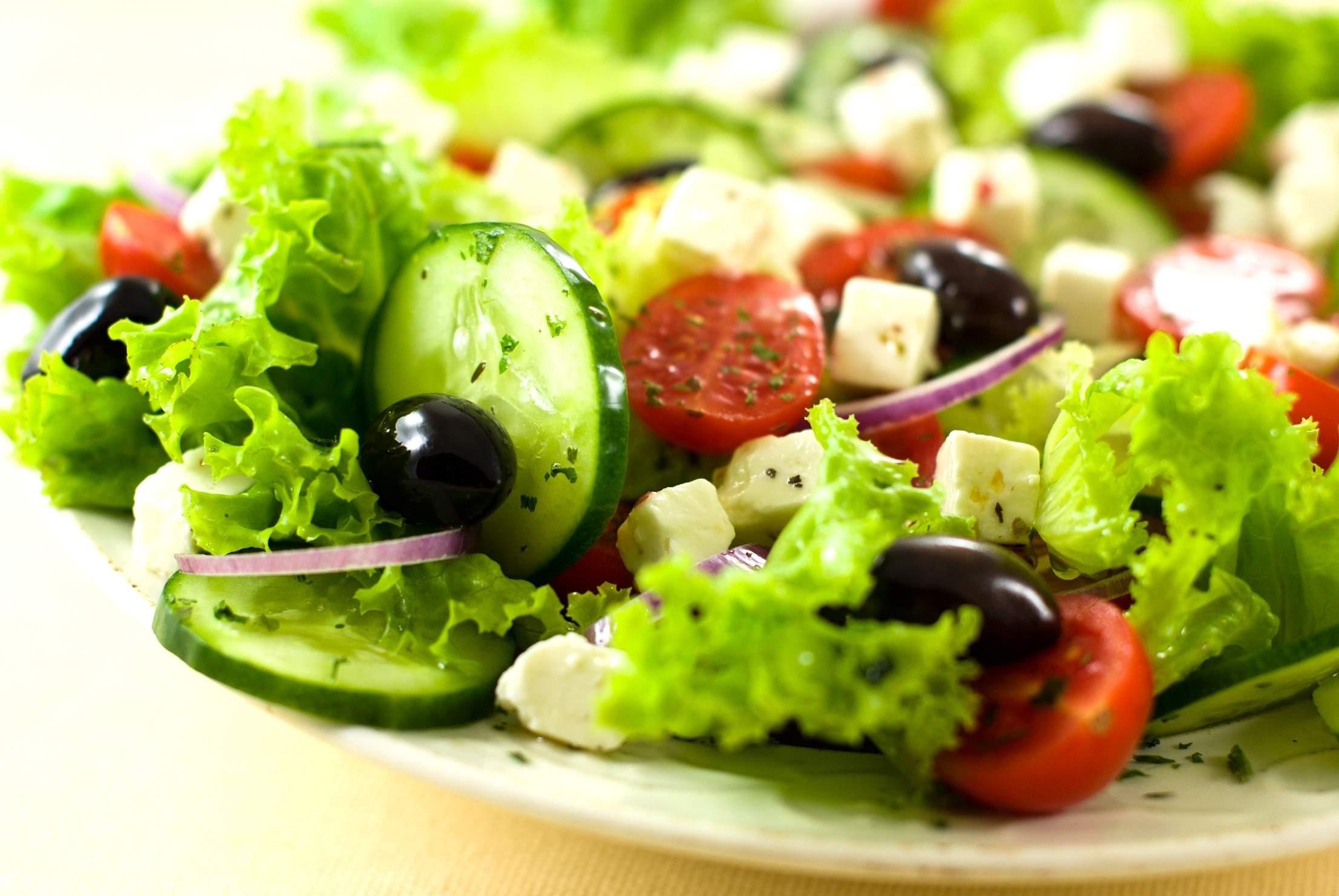 Самые вкусные летние салаты