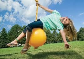 Детские качели – на радость ребенку