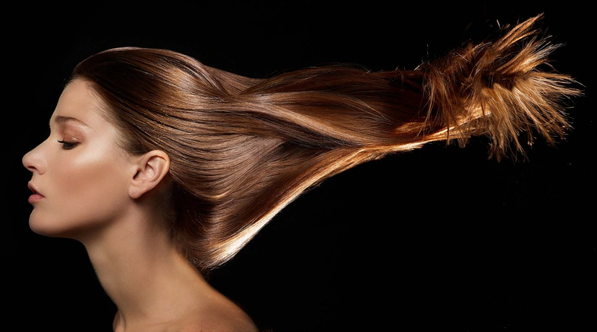 Укрепление волос гидротерапией