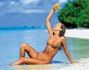 Солнце и белая кожа защитят от онкологического заболевания