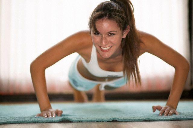 Фитнес – мой выбор