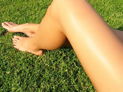 Красота женских ног