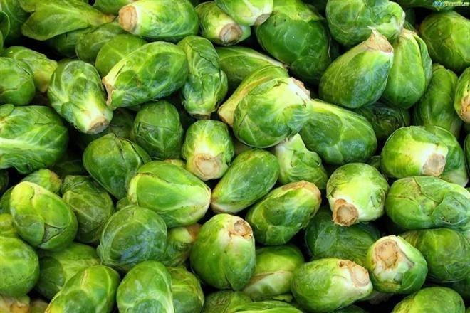 Зачатию помогает брюссельская капуста