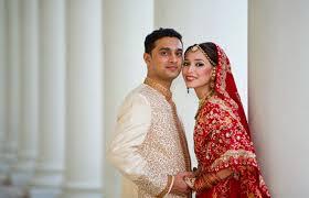 Индийский стиль бракосочетания