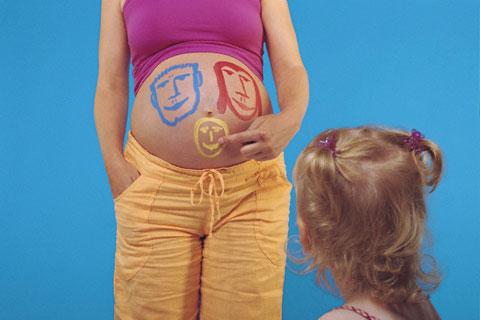 Как объяснить малышу откуда берутся дети