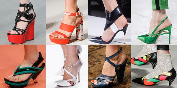 Модная обувь сезона 2014