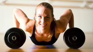 Силовые упражнения защитят от диабета