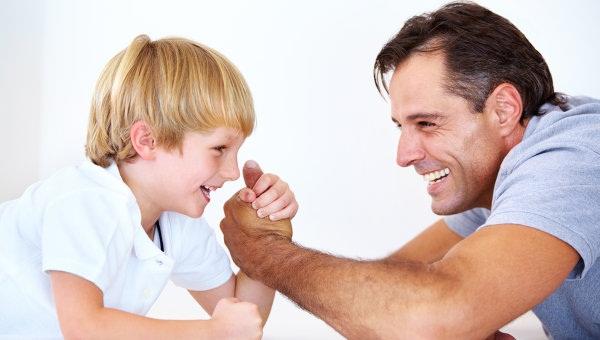 Отзывчивый отец. Отношения между ребёнком и отцом