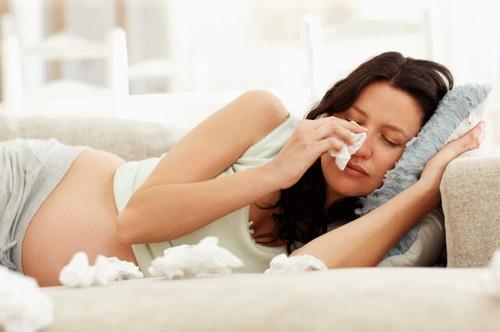 Нервничать — табу для беременной