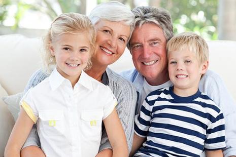 Воспитание бабушкой и дедушкой