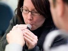 Тест, анализирующий дыхание человека, моментально выявляет диабет 1 типа