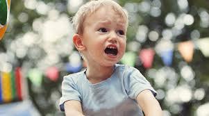 Что делать, если у ребёнка истерика