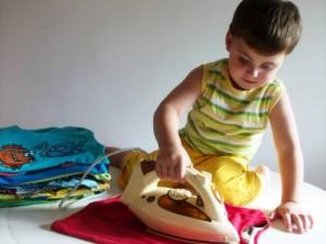 Доверять ли ребенку домашнюю работу