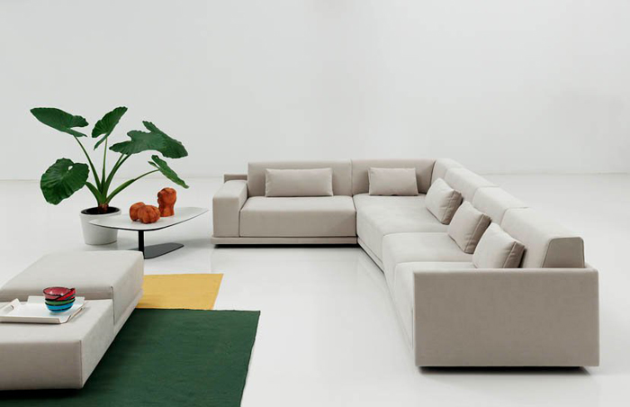 Как выбрать диван, который будет гармонично смотреться в гостиной