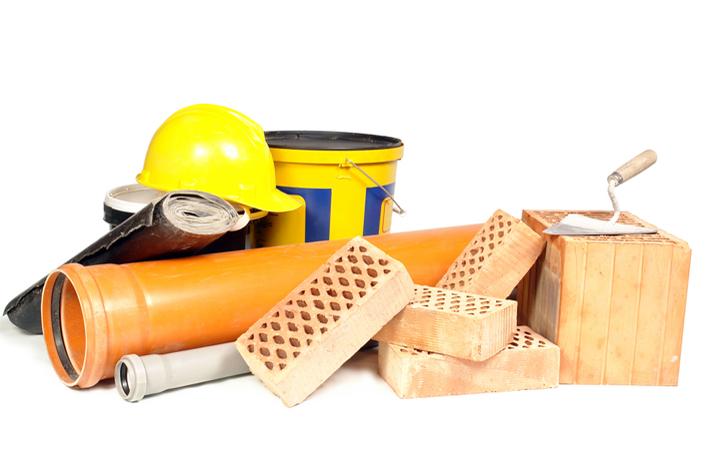 Все необходимые строительные материалы