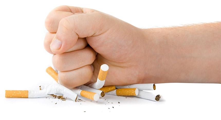Курить никогда не было модно!