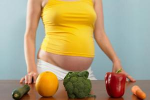 Нездоровое питание беременной портит вкусовые пристрастия ее малышу