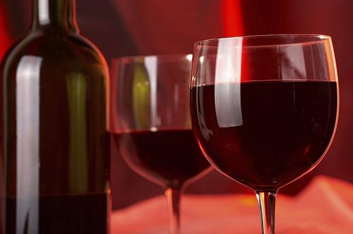 Красное вино помогает диабетикам укрепить здоровье