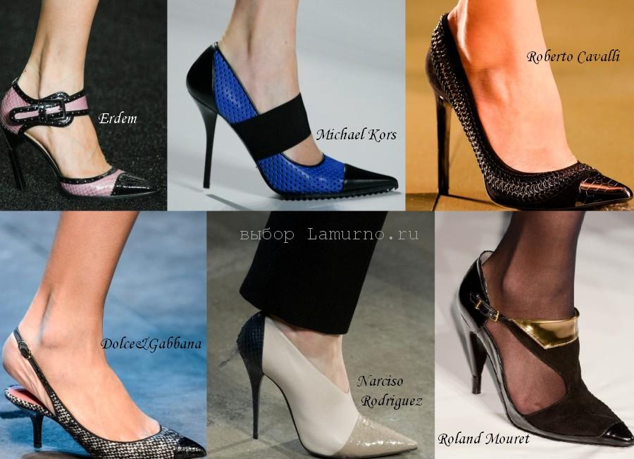 Популярные бренды женской обуви